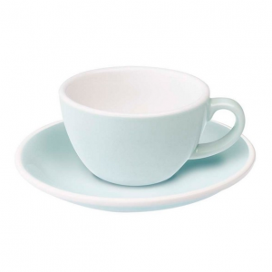 Loveramics EGG filiż. Flat White 150 ml River blue