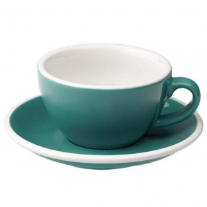 Loveramics EGG filiż. Cappuccino 200 ml Teal