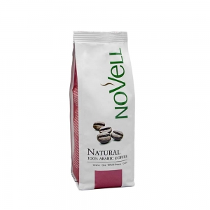 Novell Natural 100% Arabica 0,25 kg ziarnista