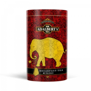 Sir Adalbert's Breakfast Tea 40 torebek PUSZKA