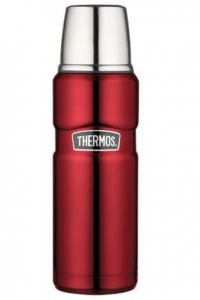 Thermos King termos 470 ml czerwony