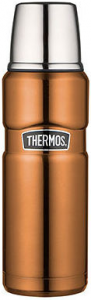 Thermos King termos 470 ml miedziany