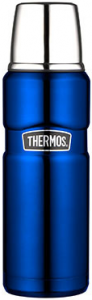 Thermos King termos 470 ml niebieski