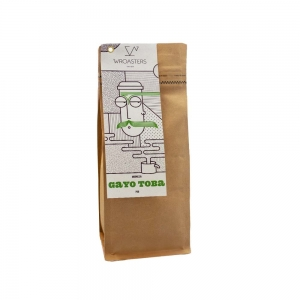 Wroasters Indonezja Gayo Toba 0,25 kg