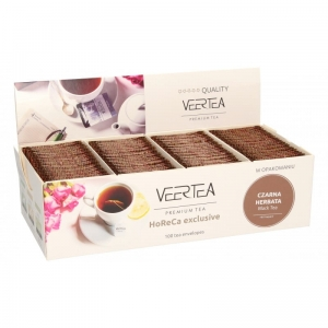 Veertea Breakfast Black Tea 100 saszetek