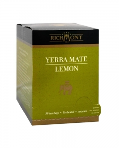 Richmont Yerba Mate Lemon 50 saszetek