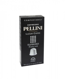 Pellini Supremo Luxury Coffee Nespresso 10 kapsułek