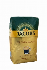 Jacobs Kronung Crema Gold 1 kg ziarnista