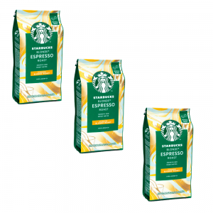 Starbucks Blonde Espresso Roast 3 x 200g