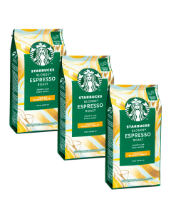 Starbucks Espresso Blonde Roast 3 x 200g