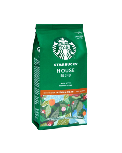 Starbucks House Blend Medium Roast  200g mielona