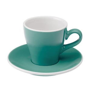 Loveramics Tulip filiżanka Cappuccino 180 ml Teal