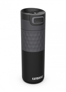 Kambukka Kubek termiczny Etna Grip Black Steel 500 ml