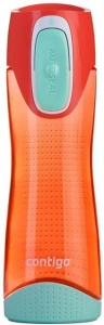 Contigo butelka Swish Pink Peach 500 ml
