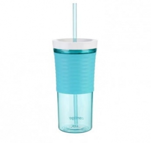 Contigo Shaker Shake and Go Single Wall Turkusowy 540 ml