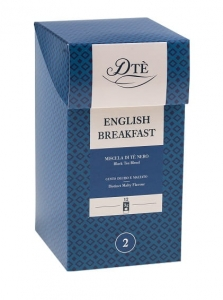 Diemme English Breakfast 12 torebek