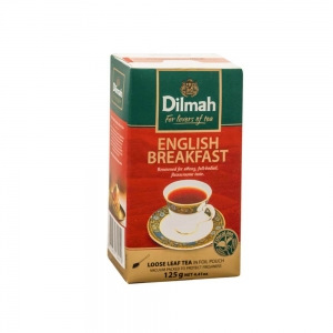 Dilmah English Breakfast 125 g liściasta
