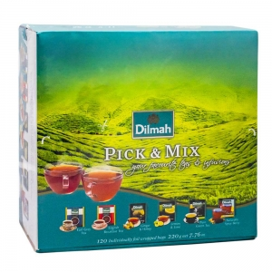 Dilmah Pick & Mix 120 torebek