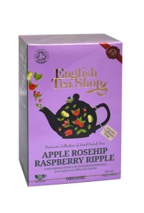 ETS Apple Rosehip Raspberry Ripple 20 saszetek