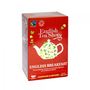 ETS English Breakfast 20 saszetek