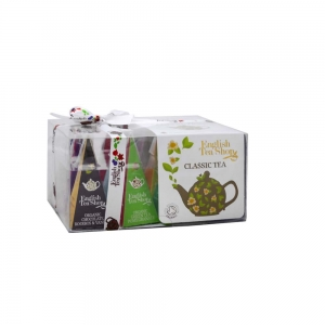 ETS Bio Classic Tea Collection 12 piramidek