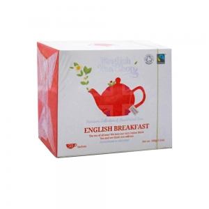 ETS English Breakfast 50 saszetek