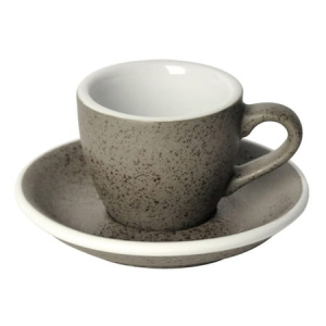 Loveramics EGG filiżanka Espresso 80 ml Granite